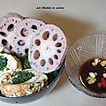 Recette japonaise: tamago yaki aux épinards (ou omelette japonaise aux épinards)