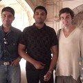 Ubaid, Umair et moa