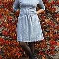 Robe lisbonne d'automne