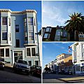 Telegraph Hill Streets Houses - San Francisco