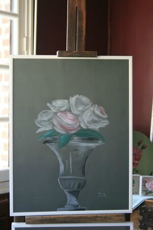 EXPOSITION VEULES LES ROSES