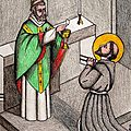 La Communion de Saint François