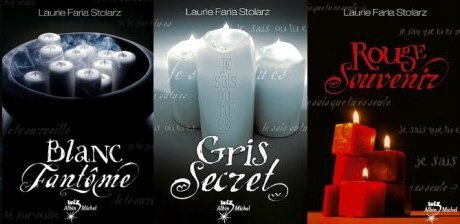 Laurie Faria Stolarz tome 2 -3 - 4