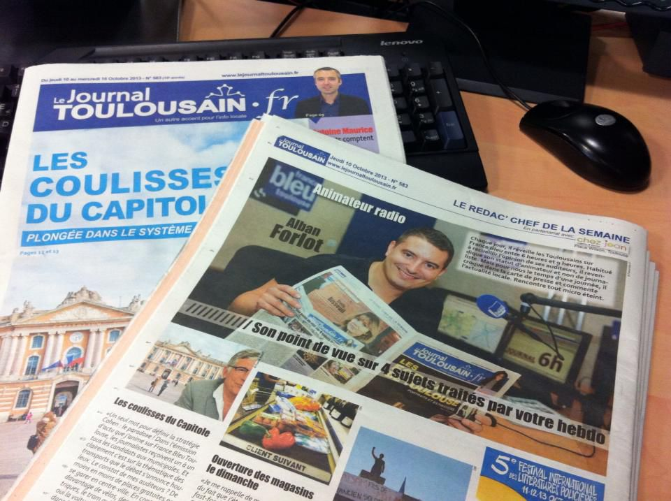 Journal Toulousain