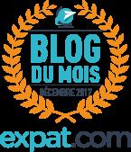 Blog du mois Decembre 2017