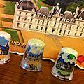 Châteaux de la Loire - 3 dés