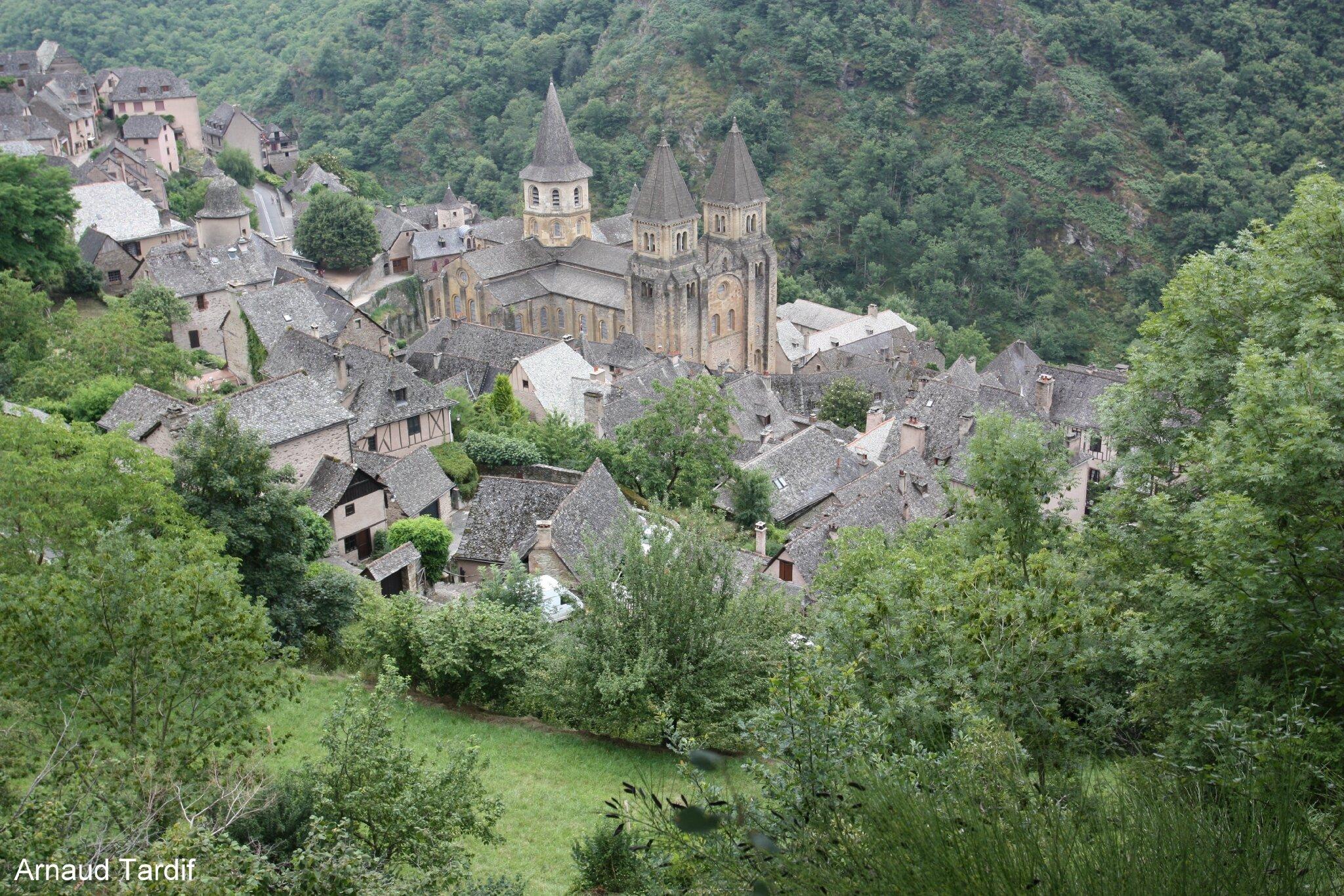 plus village de france