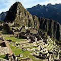 Lima - Cuzco - Machu Pichu