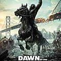 Dawn of the planet of the apes (Matt Reeves)