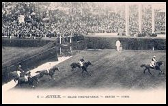 Grand Steeple chase