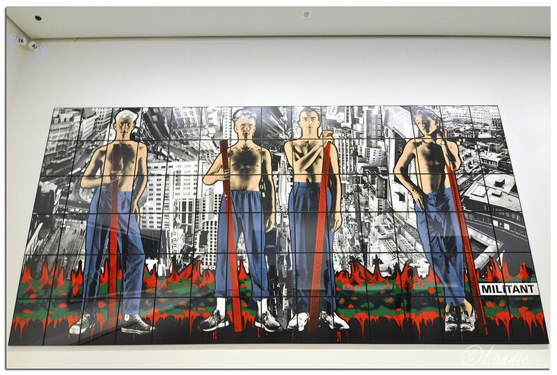 Paris_Fondation_LV_Gilbert_&_George_Class_war_2