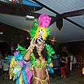 soirée des arrivants avec danseuses Brésilienes !
