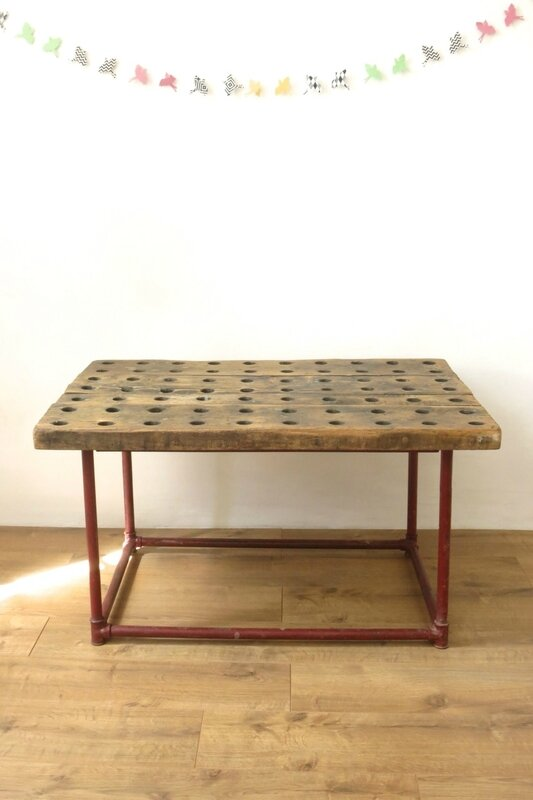 Table basse industrielle 4