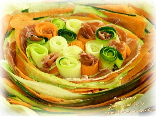tarte légumes1