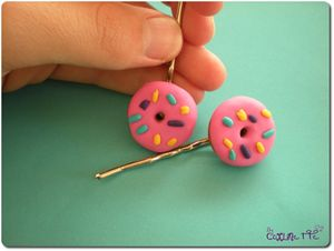 Donuts_Barrettes_Fraise