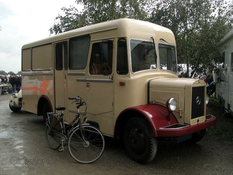 vieux bus mercedes am nag en camping car oldiesfan67 mon blog auto. Black Bedroom Furniture Sets. Home Design Ideas