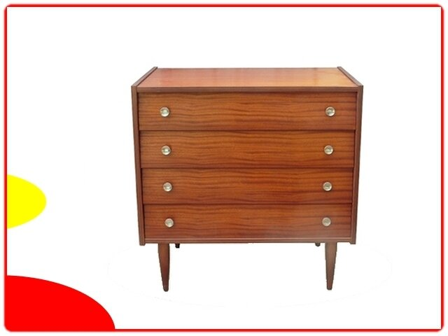 commode vintage 1960-1970