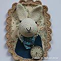 Le lapin d'alice chez les serial crocheteuses & more n°366