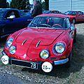 Alpine a110 - 1600 sc (1972-1975)