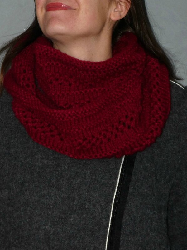 snood dentelle 3