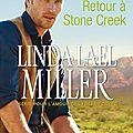 Retour a stone creek - linda lael miller