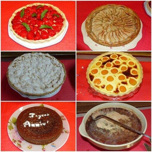 gâteaux 30 ans