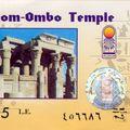 Sobek et haroëris, maîtres de kom ombo