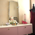 chambre ado coiffeuse relooking decoration hello kitty 2
