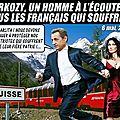 Le 6 mai à 20h, n. sarkozy sera toujours du côté des français qui souffrent...