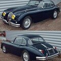 JAGUAR - XK 150 S Coup - 1958