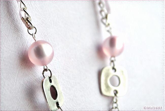 Collier printemps rose4