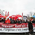 Manifestation mardi 5 avril 2016.