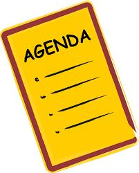 Agenda jaune