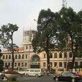 Poste centrale, Saigon