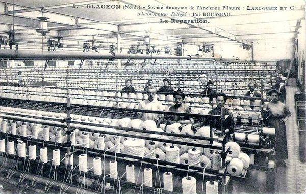 GLAGEON-Filature Landousies