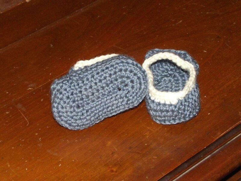 Chaussons-mocassins bébé laine Idéal persan & meije 8