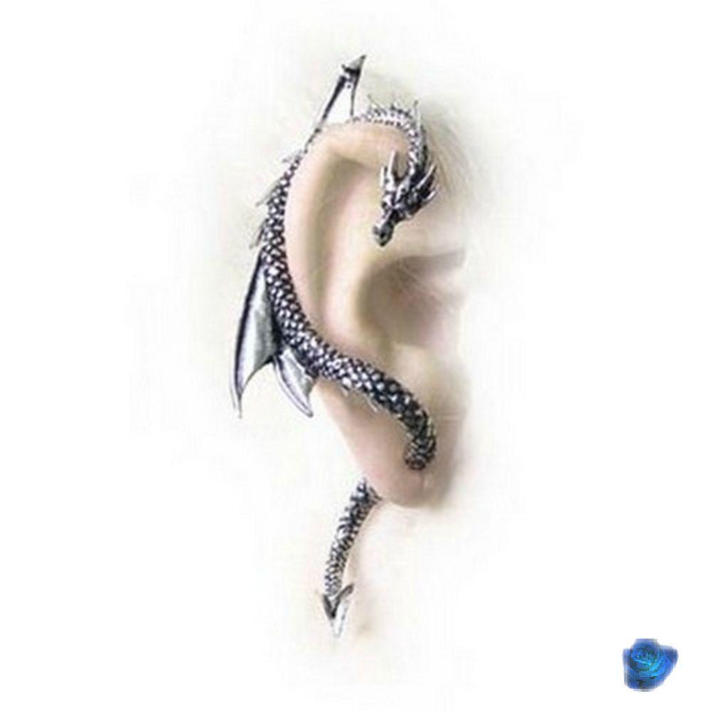boucle d'oreilles rock