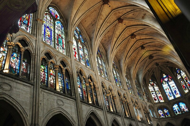Paris st severin 90