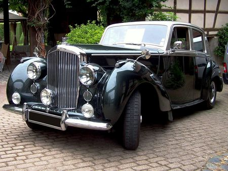 BENTLEY_Type_R___1954
