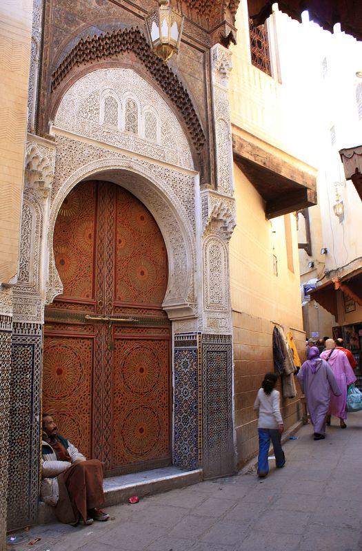 42. mosquée, halte