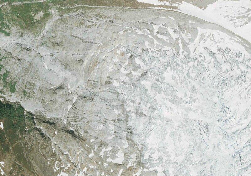glacier du tour 2004