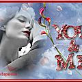 St Valentin création minouchapassion