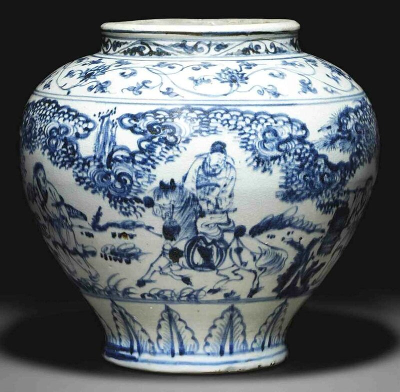 a_blue_and_white_windswept_jar_guan_15th_16th_century_d5430781g
