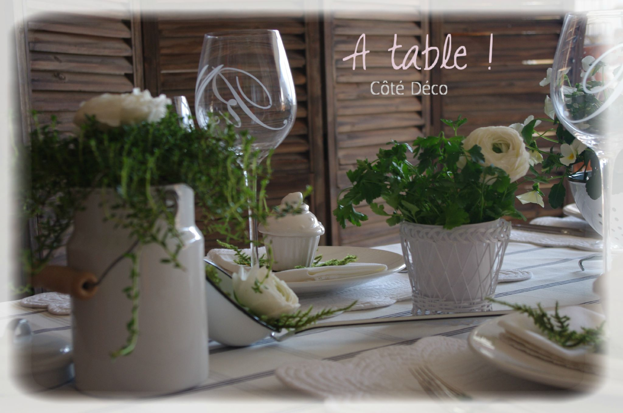 Decoration table anniversaire 40 ans - Decoration de table anniversaire 20 ans ...