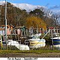 Port de Biganos sept