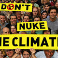 Don't nuke the climate !