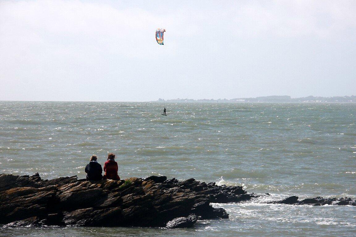 3-Bretagne-Sarzeau, Kick surfing_7227