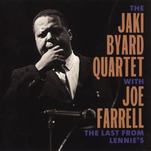 Jaki Byard Quartet with Joe Farrell - 1965 - The Last From Lennie's (Prestige)