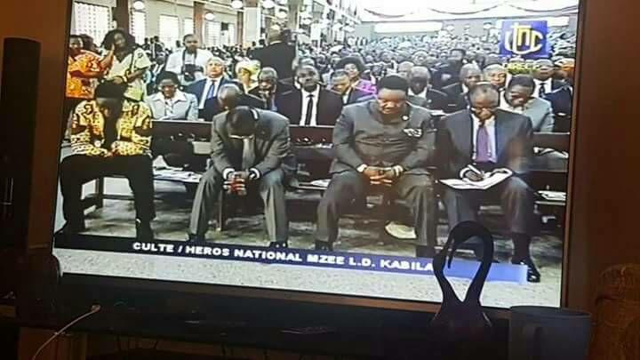 classe politique congolaise