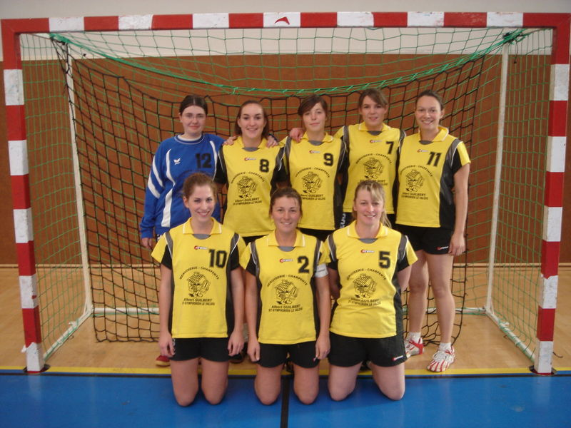 Equipe féminine A